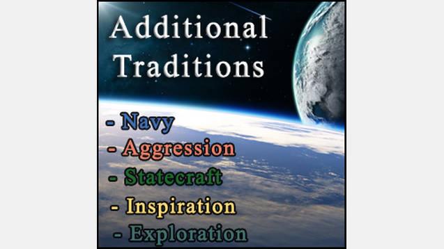Additional Traditions For Stellaris Stellaris Mod