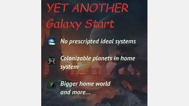 Yet Another Unbiased Systems For Stellaris - Stellaris mod